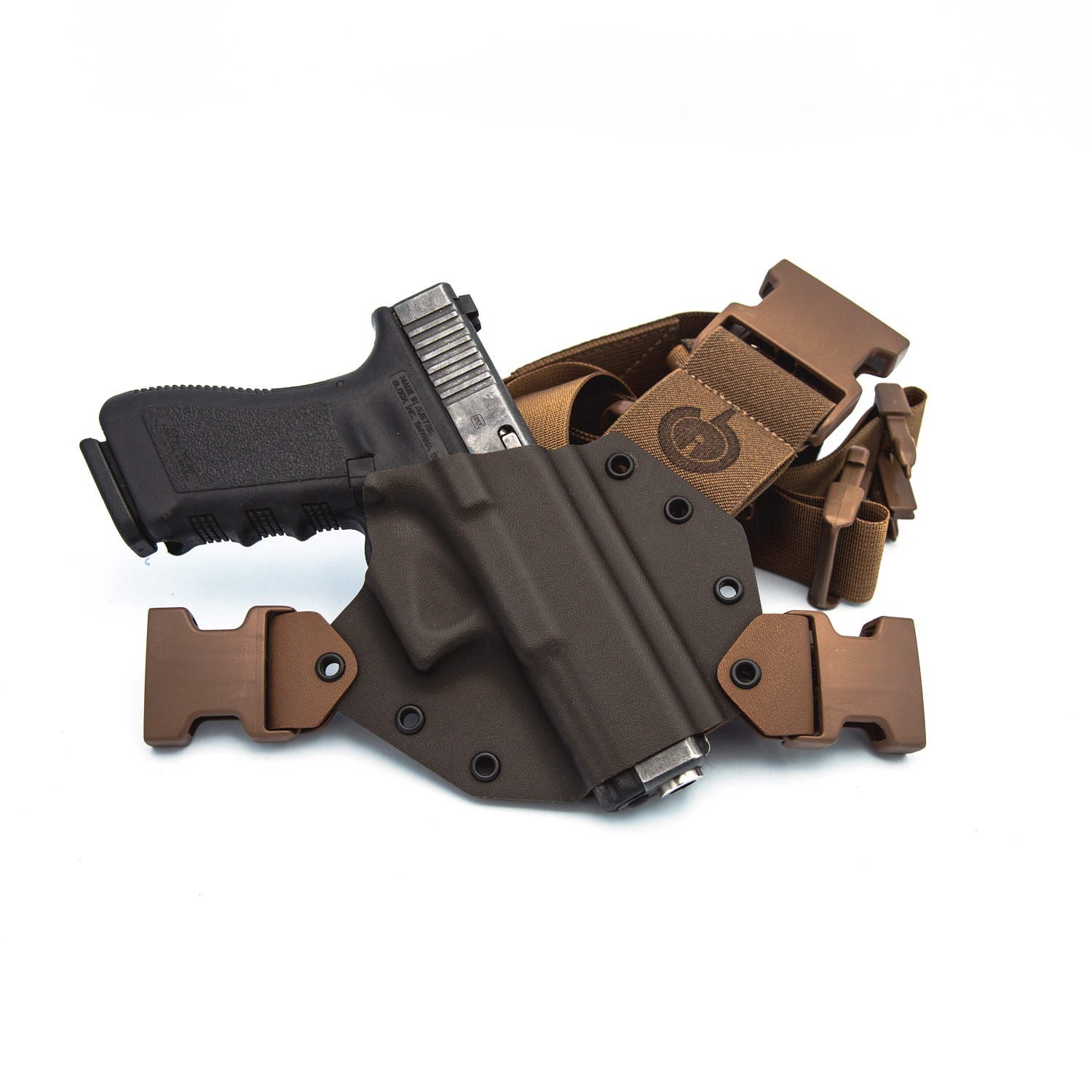 Ready To Ship: Kenai Chest Holster for Glock 19/23, 17/22 or 34/35