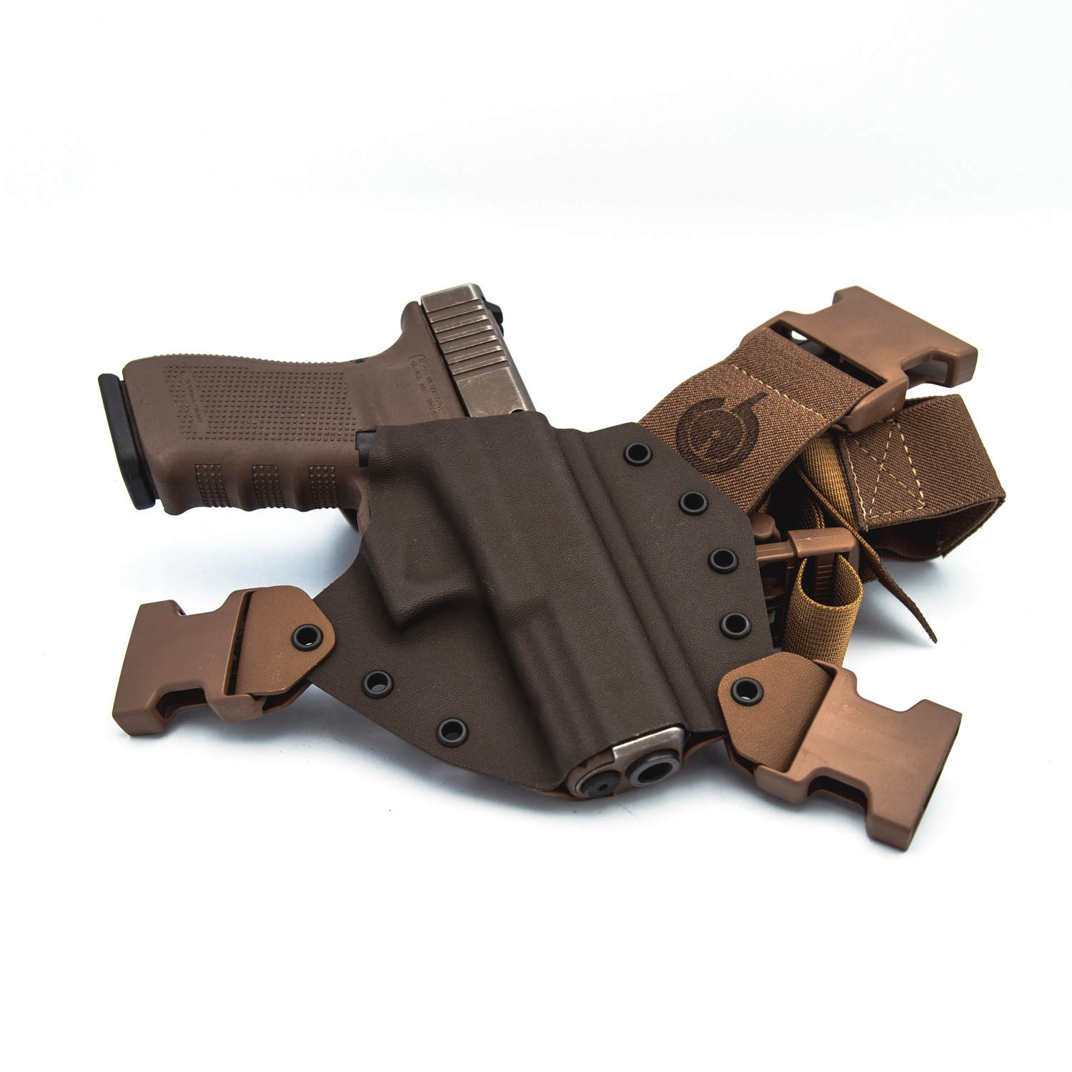 Ready To Ship: Kenai Chest Holster for Glock 20/21 or 40MOS or 41