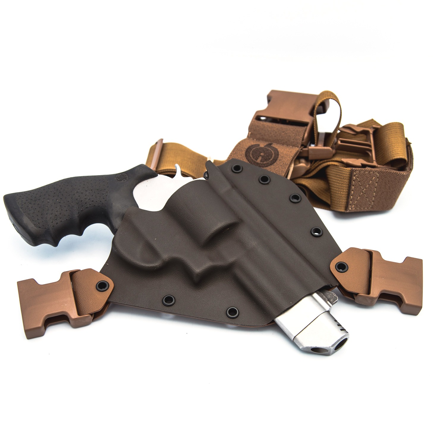 Ready To Ship: Kenai Chest Holster for S&W N-Frame (629 ...